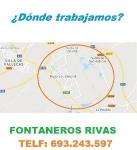 ¿ en que zonas de Rivas Vaciamadrid trabajamos ?