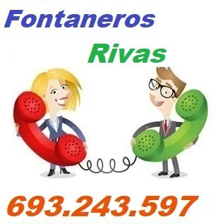 Telefono de la empresa fontaneros Rivas Vaciamadrid